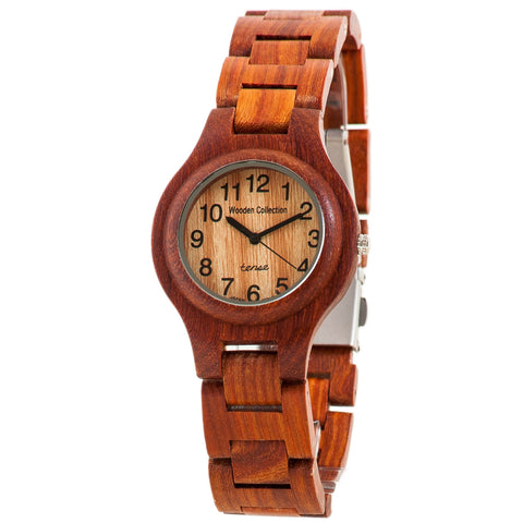 Mens' Wooden Watch - ArtsiHome