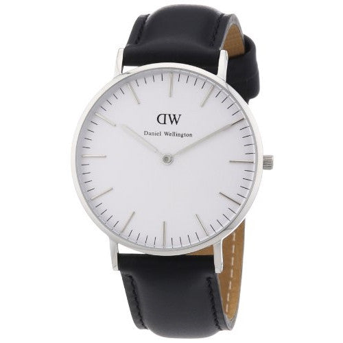 Daniel Wellington Lady's Classic Sheffield Silver Watch - ArtsiHome