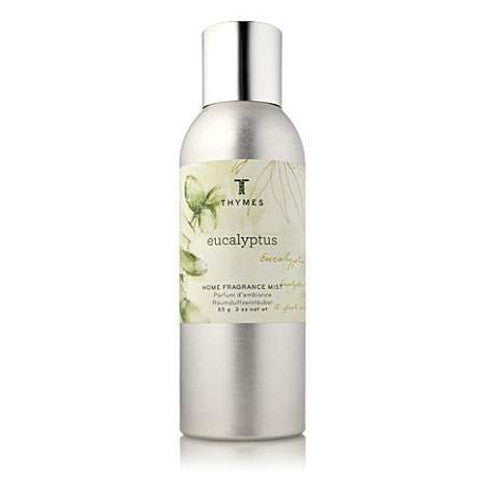 Thymes Home Fragrance Mist, Eucalyptus, 3 oz