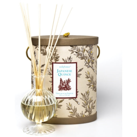Seda France Diffuser Collection - Japanese Quince (8 oz) - ArtsiHome