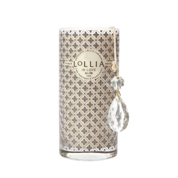 Lollia In Love Petite Candle-10.25 oz. - ArtsiHome
