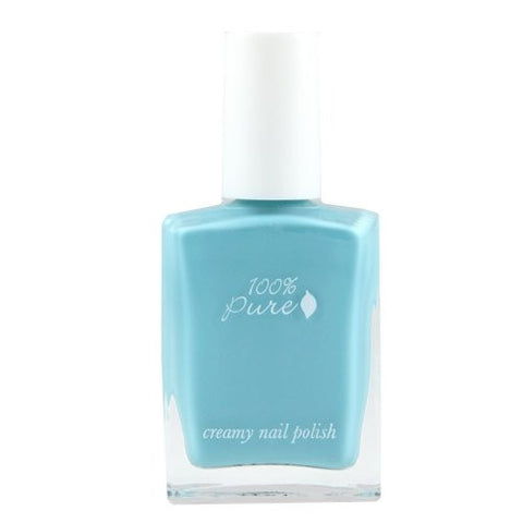 Nail Polish Deep Sea By 100% Pure - ArtsiHome