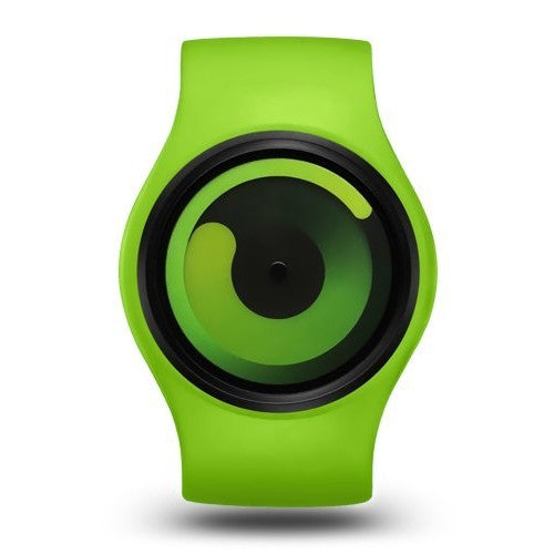 Ziiiro Gravity Collection Unisex Watch - Green - ArtsiHome - ZIIIRO - 1