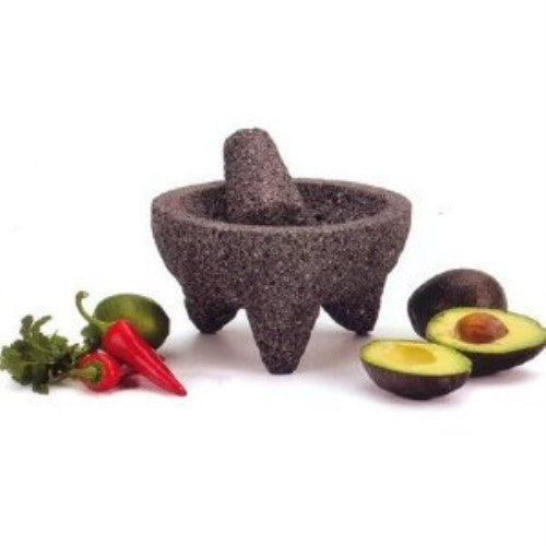 Authentic Mexican Molcajete - ArtsiHome