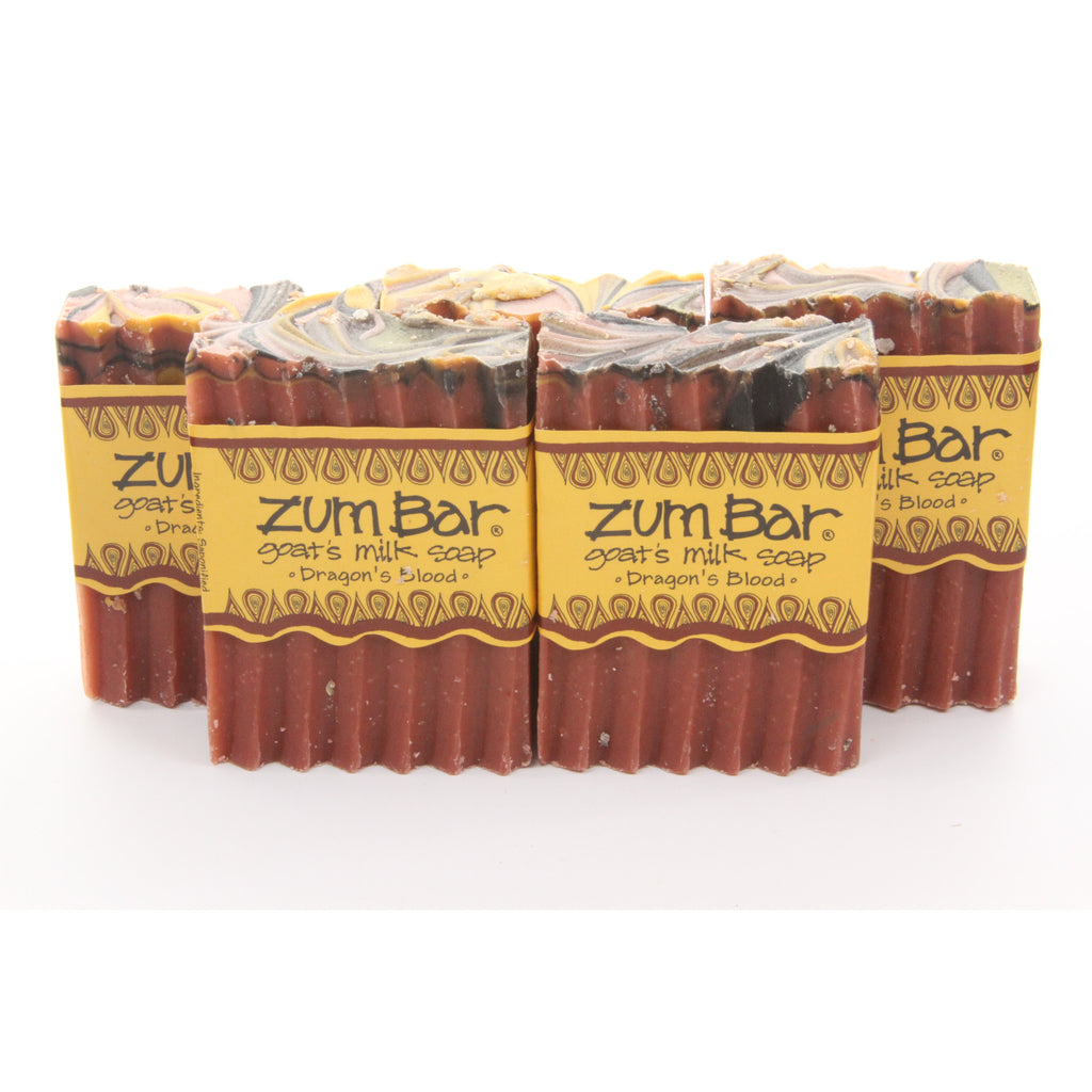 Indigo Wild Dragons Blood Zum Bars Multipack (5 Count) - ArtsiHome