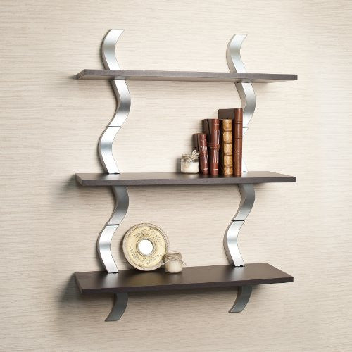 Waves 3 Level Shelving System - ArtsiHome - Danya B
