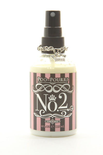 Poo-Pourri No. 2 Preventative Bathroom Deodorizer Air Freshener 4oz. - ArtsiHome