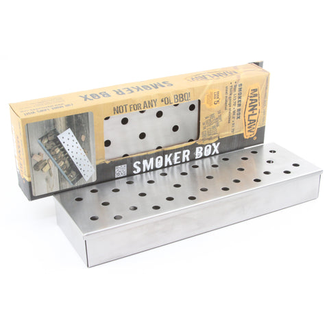 Smoker Box - ArtsiHome