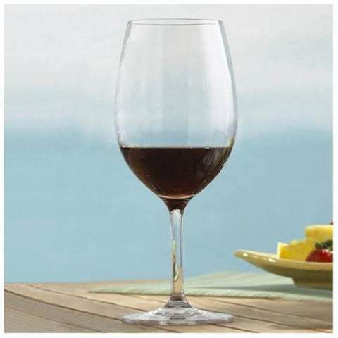 Polycarbonate Cabernet Wine Glasses, Set of 8 - ArtsiHome