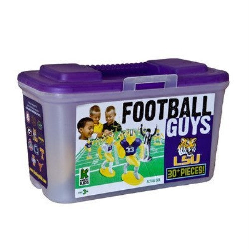 NCAA Football Guys Team: LSU  Play Set - ArtsiHome - Kaskey Kids