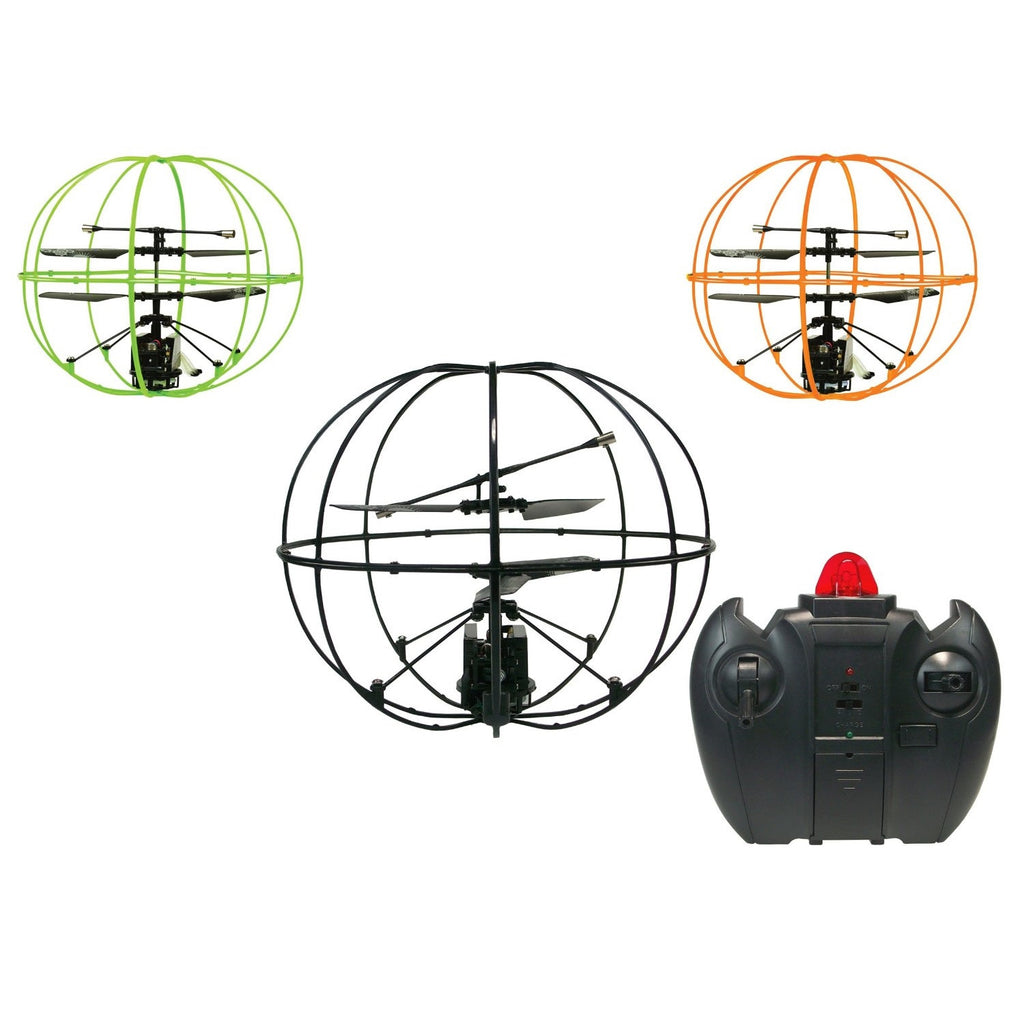 Flying Vector Sphere-- RC Drone- 1 Drone Assorted Color - ArtsiHome