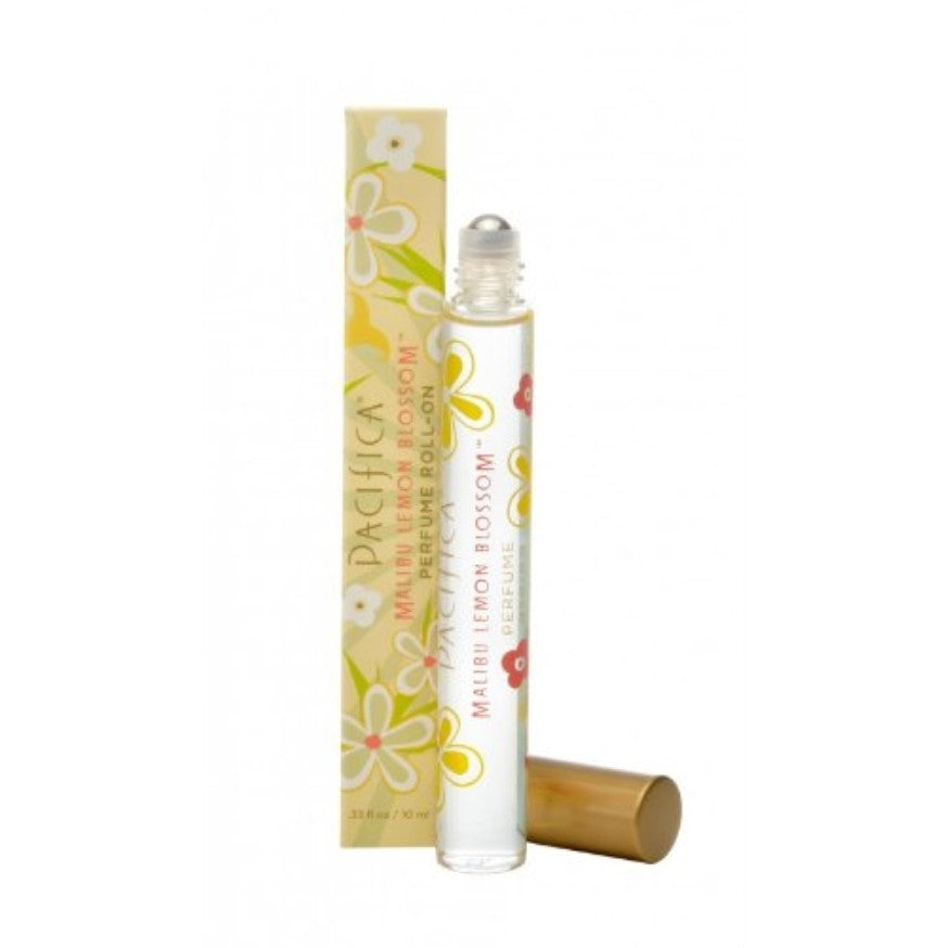 Pacifica Malibu Lemon Blossom Perfume Roll-On - ArtsiHome
