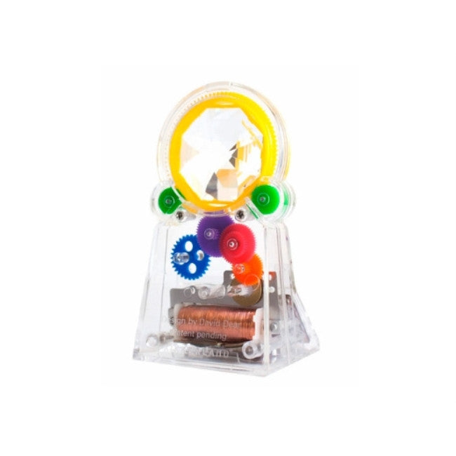 Kikkerland Standing Solar Powered Rainbow Maker - ArtsiHome