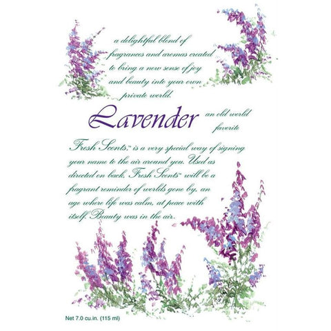 Fresh Scents Scented Sachets - Lavender, Lot of 6 - ArtsiHome