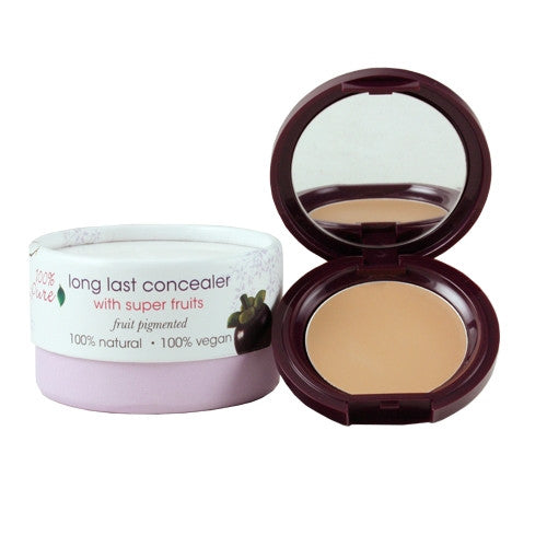 100% Pure Long Last Concealer Peach Bisque - ArtsiHome