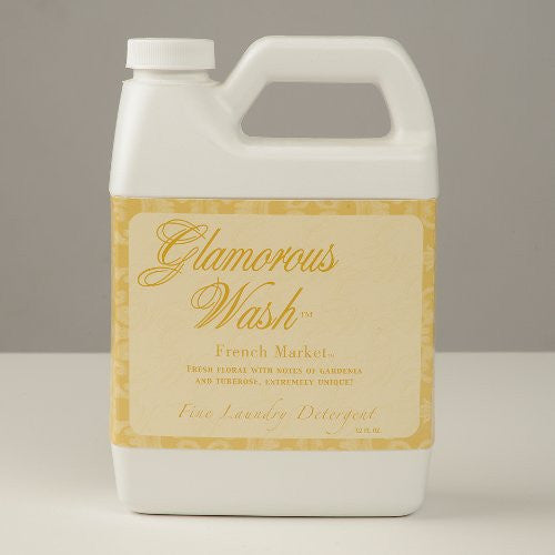 French Market Glamorous Wash 32 oz Fine Laundry Detergent by Tyler Candles - ArtsiHome