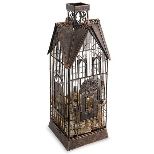 Epic House Cork Cage for Cork Collecting - ArtsiHome