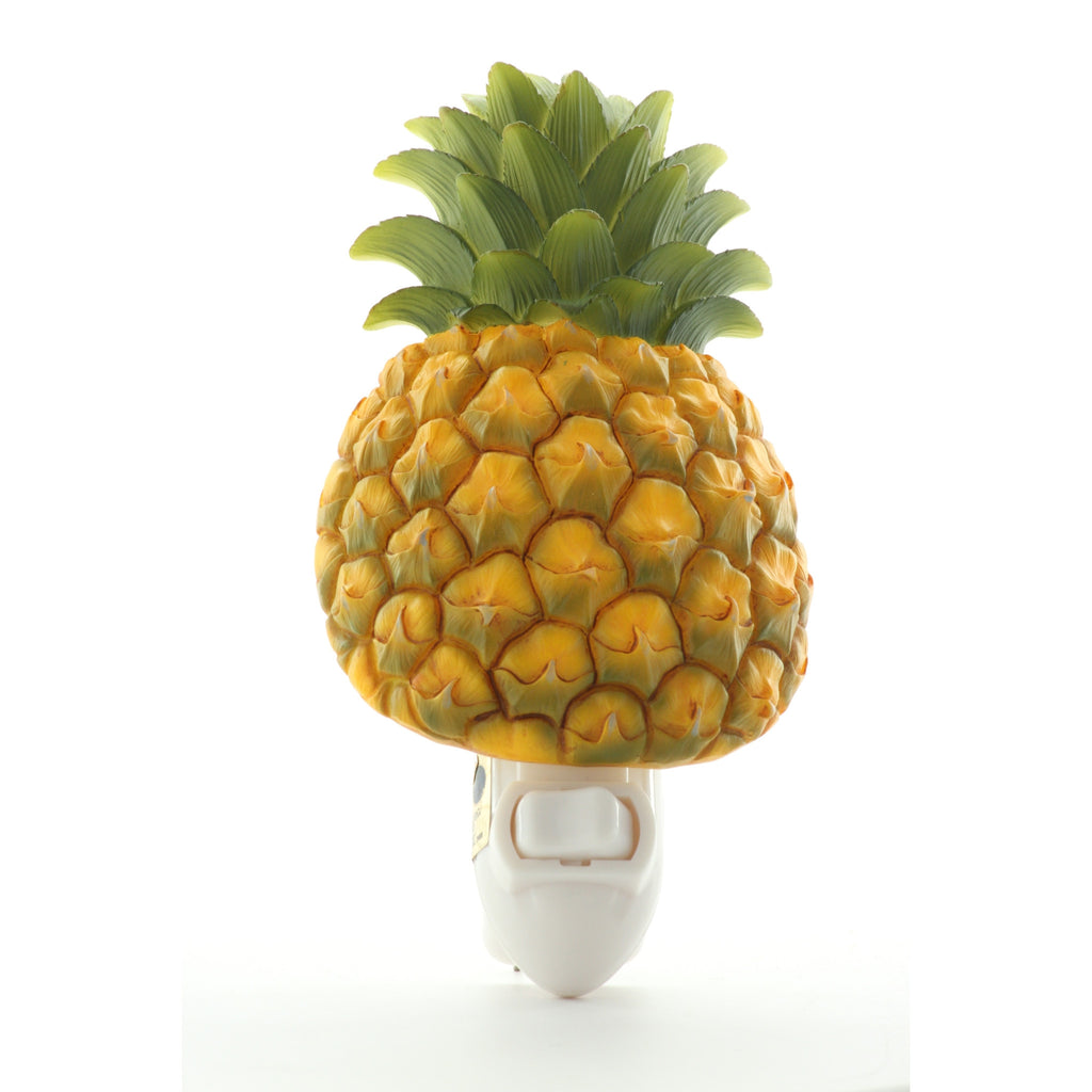 Pineapple Night Light, Ibis & Orchid Nightlights, NIB, 50029 - ArtsiHome
