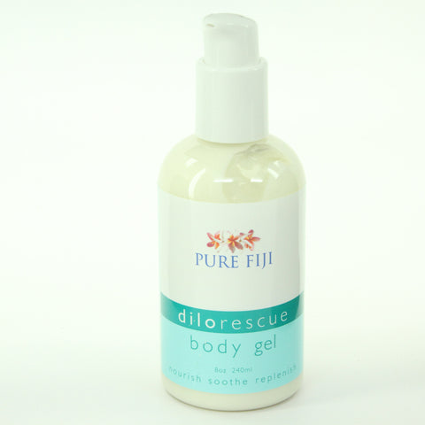 Pure Fiji 8 oz. Dilo Oil Rescue Body Gel - ArtsiHome