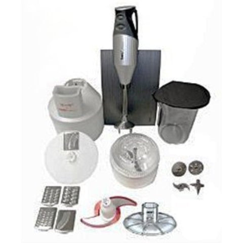 Bamix Superbox M150 w/ Immersion Blender and Attachments - ArtsiHome