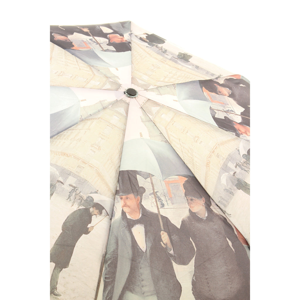 Galleria Enterprises Stick Umbrella Gustave Couple Paris Rainy Day - ArtsiHome - Galleria - 12