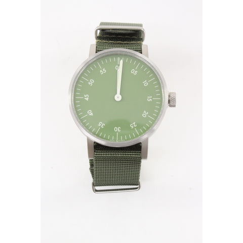 VOID V03B Watch - Brushed/Green - ArtsiHome - Void Watches - 11