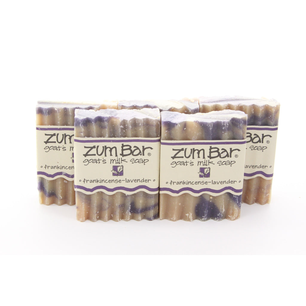 Frankincense And Lavender Zum Bars Multipack (5 Count)<br>by Indigo Wild - ArtsiHome