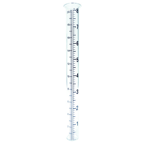 Replacement Rain Gauge Glass (Large) - ArtsiHome