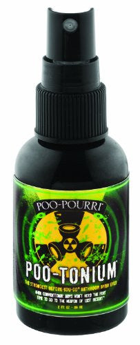Poo-pourri Poo-tonium Spritz the Bowl Before You Go! New for 2013 - ArtsiHome
