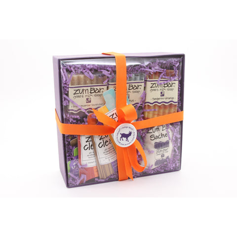 Indigo Wild Zum Soap Lovers Gift Set (10 Pieces) - ArtsiHome