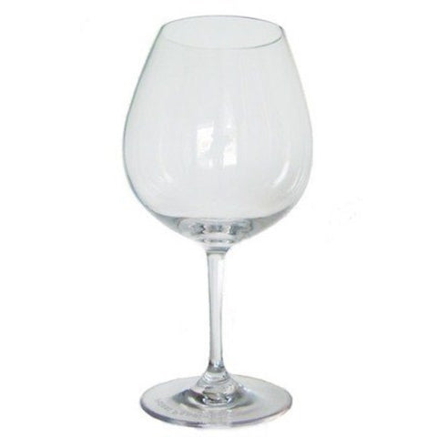 LeadingWare Clear Unbreakable BPA-Free Tritan Plastic Wine Glasses (Each) - 22 oz - ArtsiHome