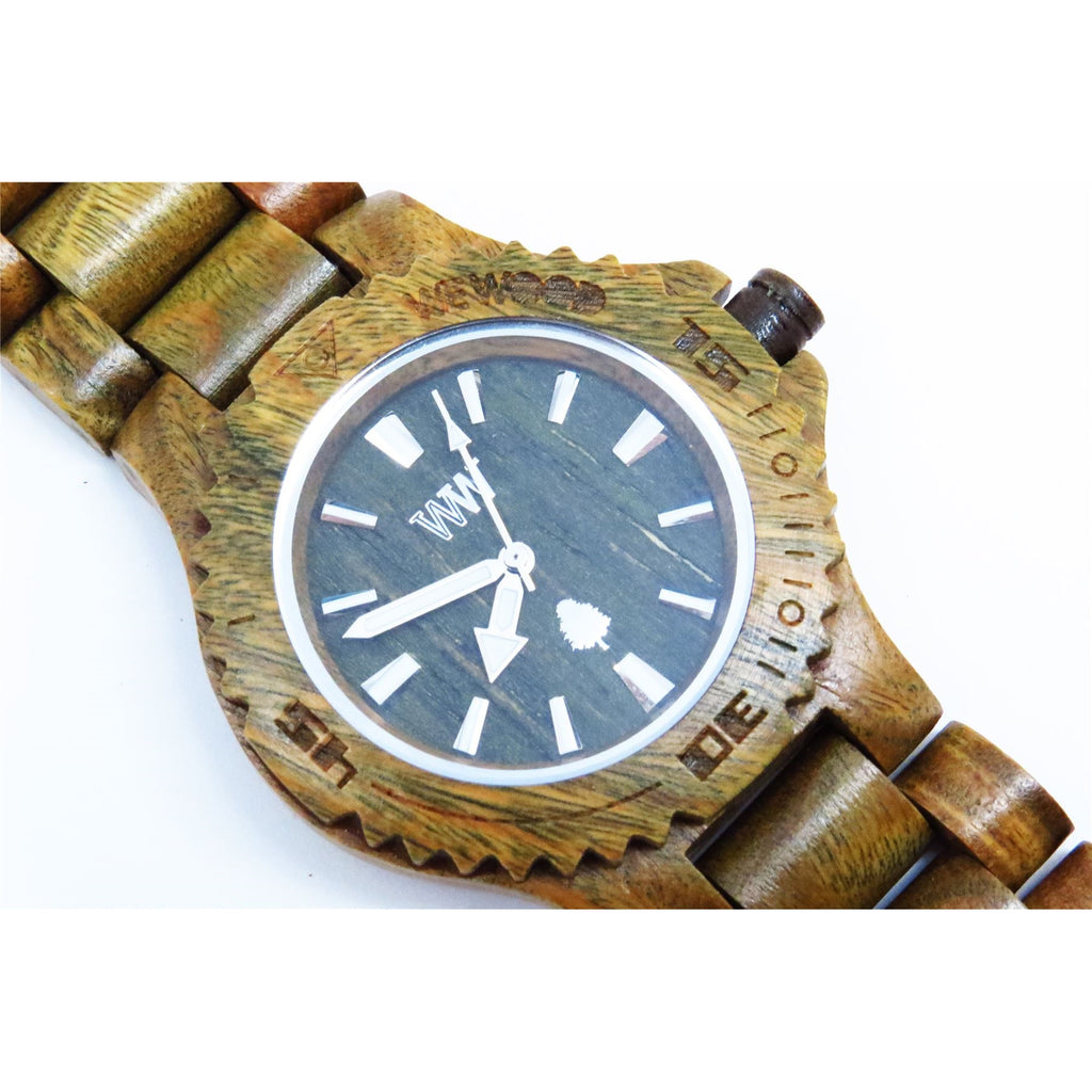 WeWOOD ALPHA Watch (Army) - ArtsiHome - WeWood - 1