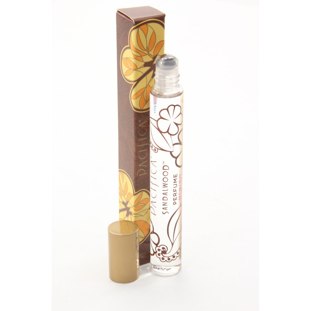 Pacifica Sandalwood Perfume Roll-on - ArtsiHome