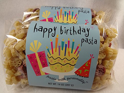 Happy Birthday Pasta - ArtsiHome