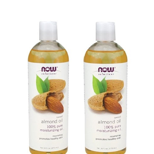 Now Foods Almond Oil -32 oz Almond Oil - ArtsiHome