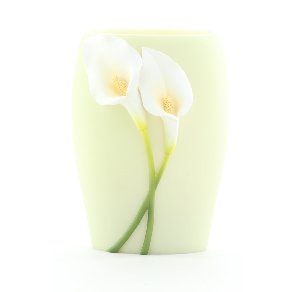 Calla Lily Night Lamp, Ibis & Orchid Nightlights, NIB, 55000 - ArtsiHome