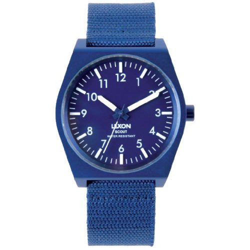 Lexon Watch - Scout - Blue - ArtsiHome