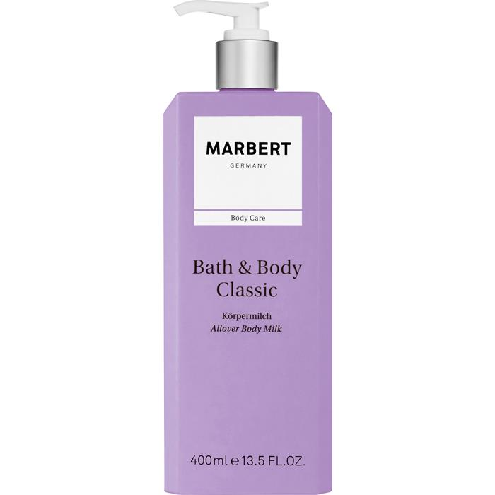 MARBERT BATH & BODY CLASSIC BODY MILK 400 ML