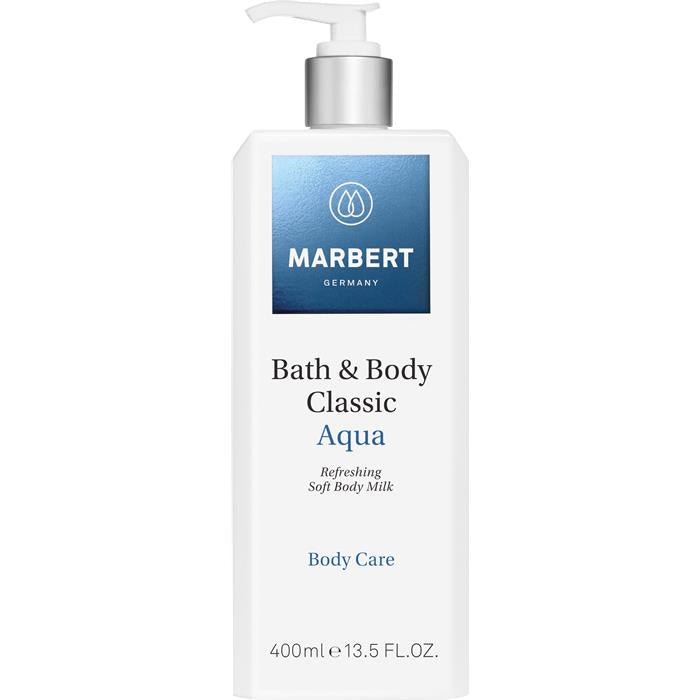 MARBERT BATH & BODY CLASSIC AQUA SOFT BODY LOTION 400ML