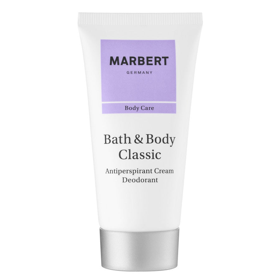 MARBERT BATH & BODY CLASSIC ANTIPERSPIRANT CREAM DEO 50 ML