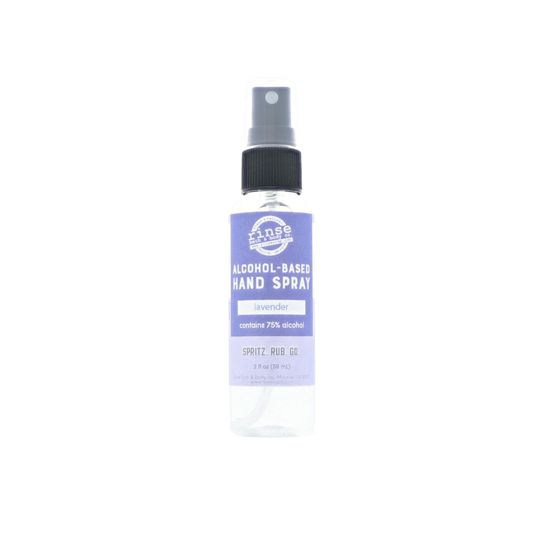 Lavender Hand Spray