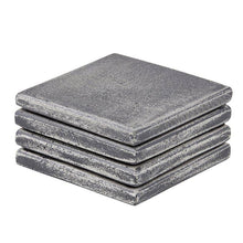 Load image into Gallery viewer, Concrete Coasters Set/4