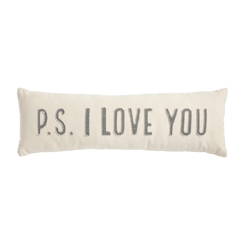P.S. I Love You Pillow