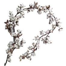 Load image into Gallery viewer, 6' Cotton Garland