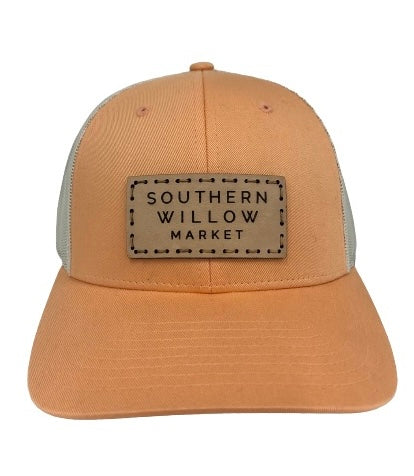 Peach SWM Trucker Hat