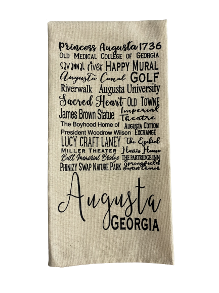 Augusta Tea Towel