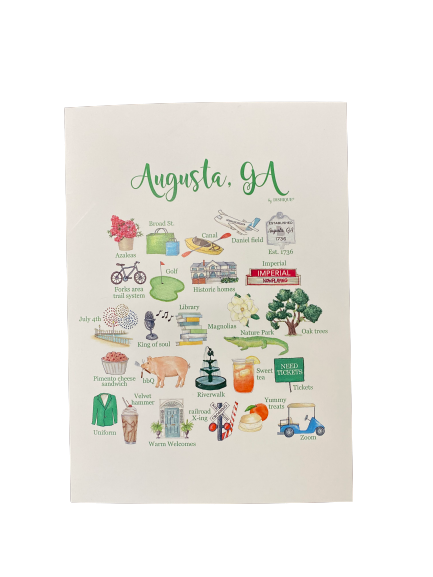 Augusta Greeting Cards