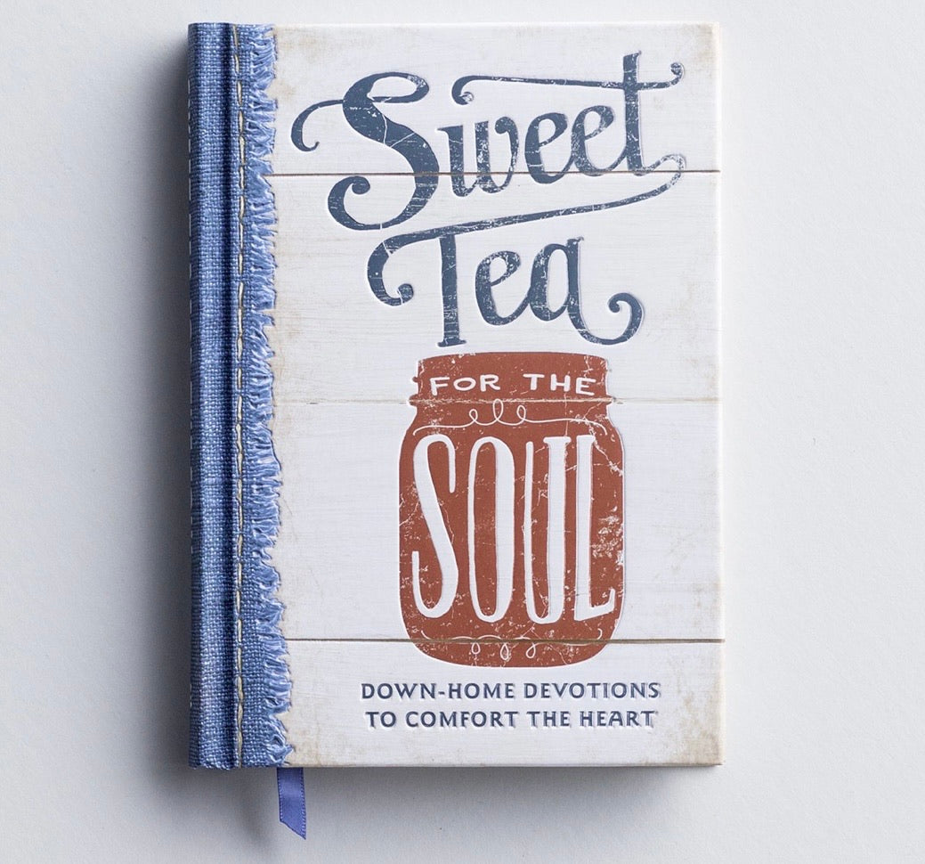Sweet Tea For The Soul Devotional