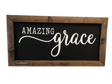 Load image into Gallery viewer, Amazing Grace Sign