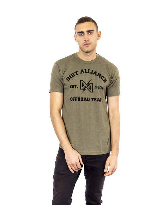 Dirt Alliance Unified - Military Green